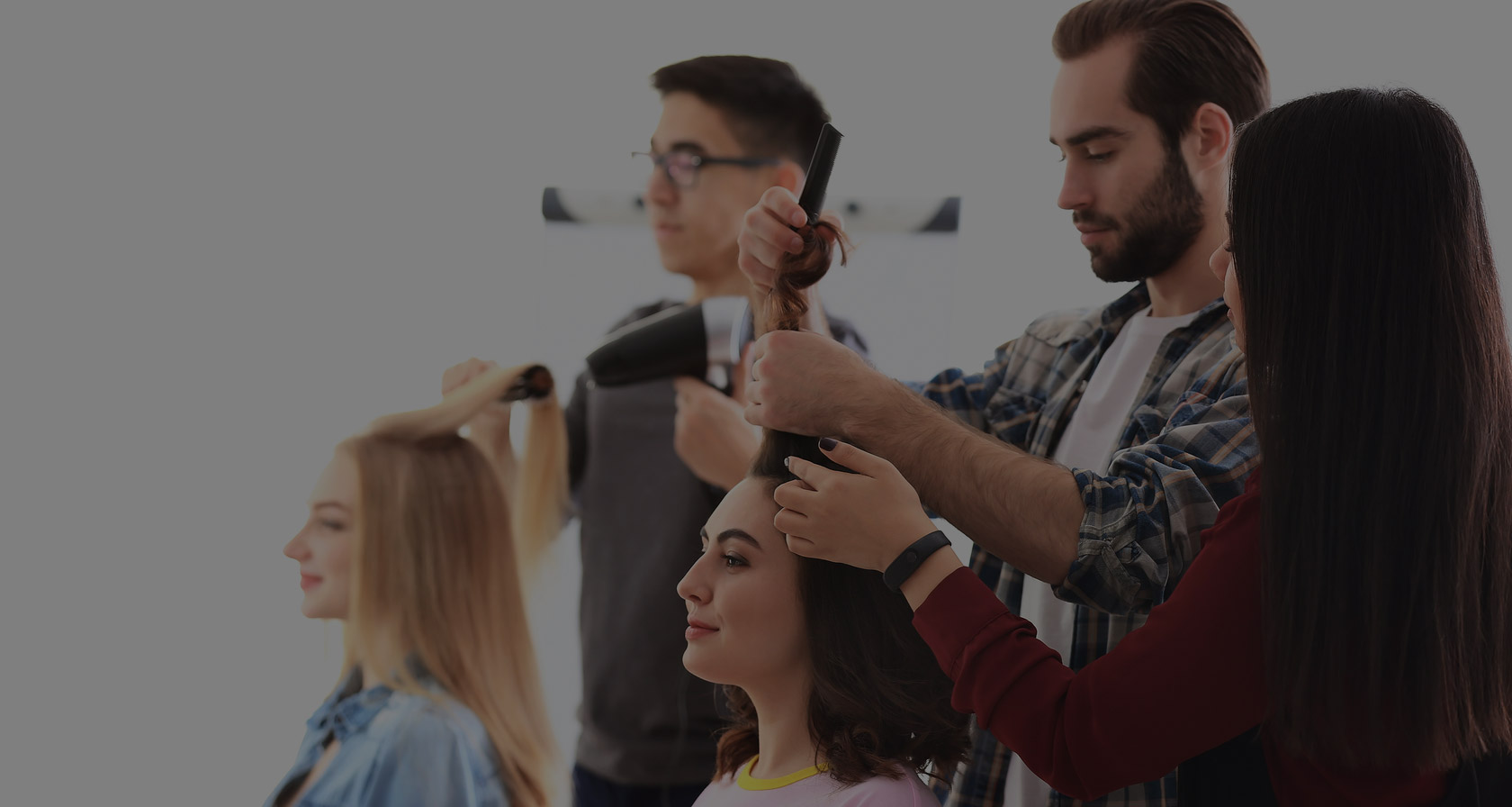 Hair Styling Education